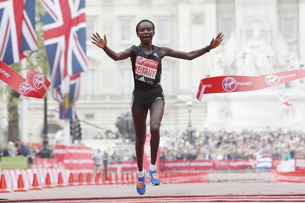 Результаты  Лондонского марафона 2017 +Видео