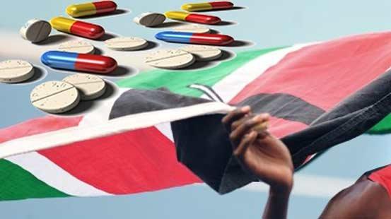 Еще один кенийский легкоатлет сдал положительный допинг-тест