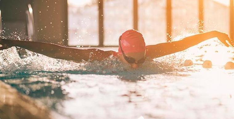 О пользе плавания для бегунов