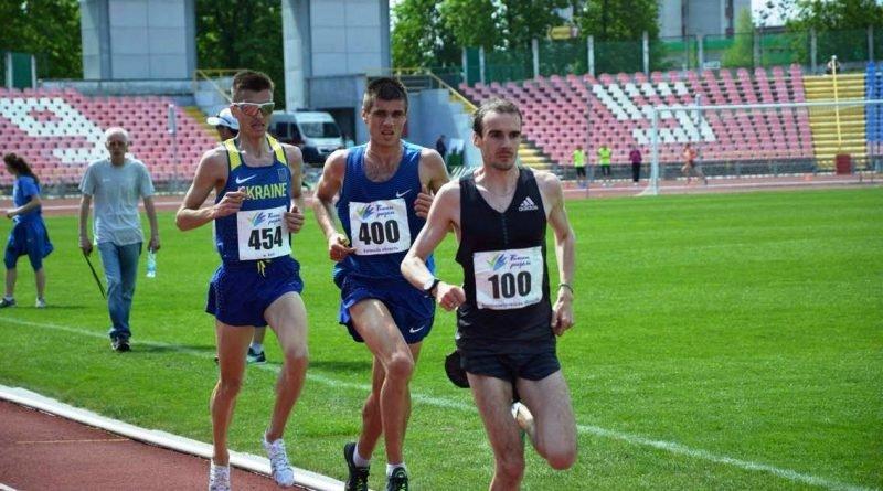 Результаты чемпионата украины в беге на 10 000 м