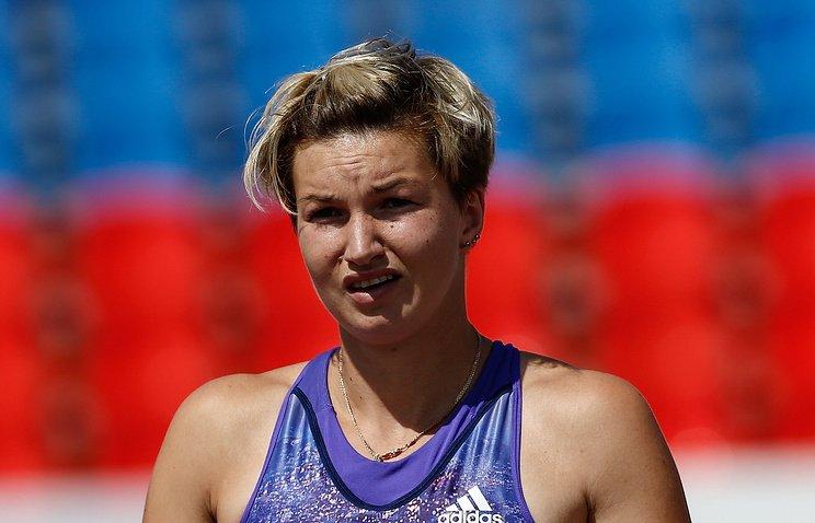 Вера Ребрик выполнила норматив для участия в ЧМ-2017