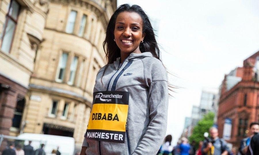 Тирунеш Дибаба приедет в Манчестер для защиты титула