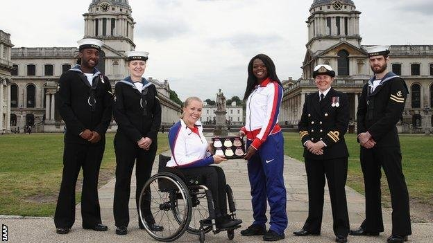 Представлены медали ЧМ-2017 в Лондоне