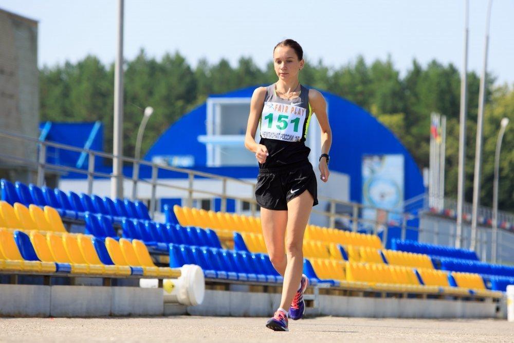 Яна Смердова стала победительницей Кубка Европы по ходьбе на 10 км среди юниорок