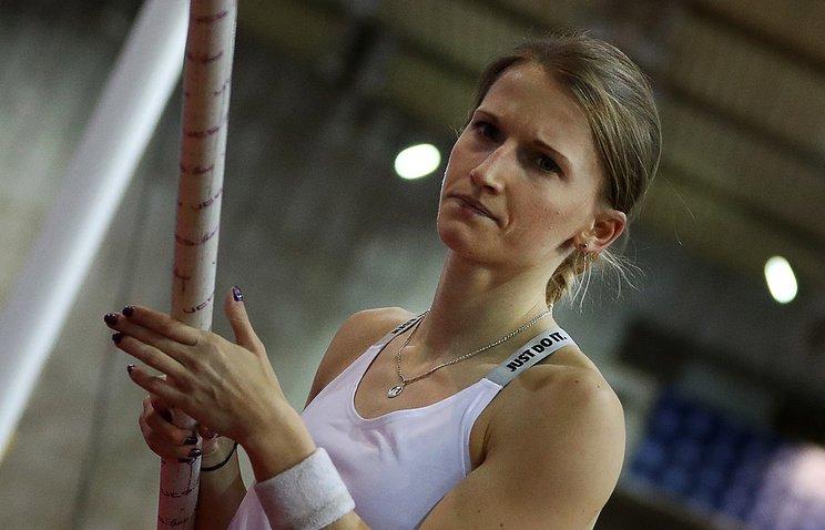 Анжелика Сидорова получила визу и выступит на этапе