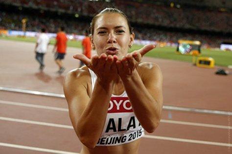 Алина Талай поделилась впечатлениями от начала сезона и планами на будущее