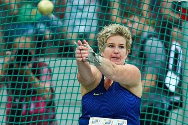 Результаты IAAF Hammer Throw Chellenge-Šamorín