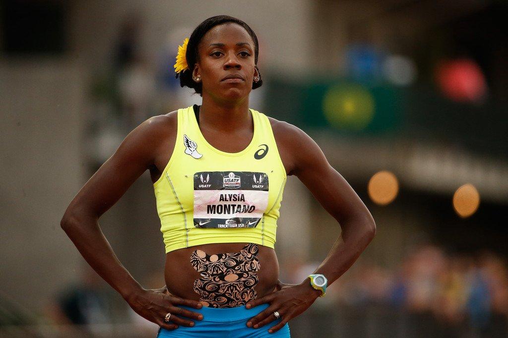 Американская бегунья выступит на чемпионате США, несмотря на беременность