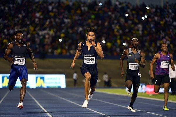 Результаты International Athletics Meeting
