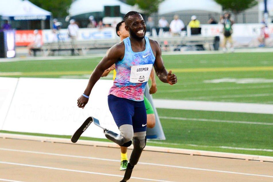 Американский бегун-паралимпиец установил новый мировой рекорд на 400 м