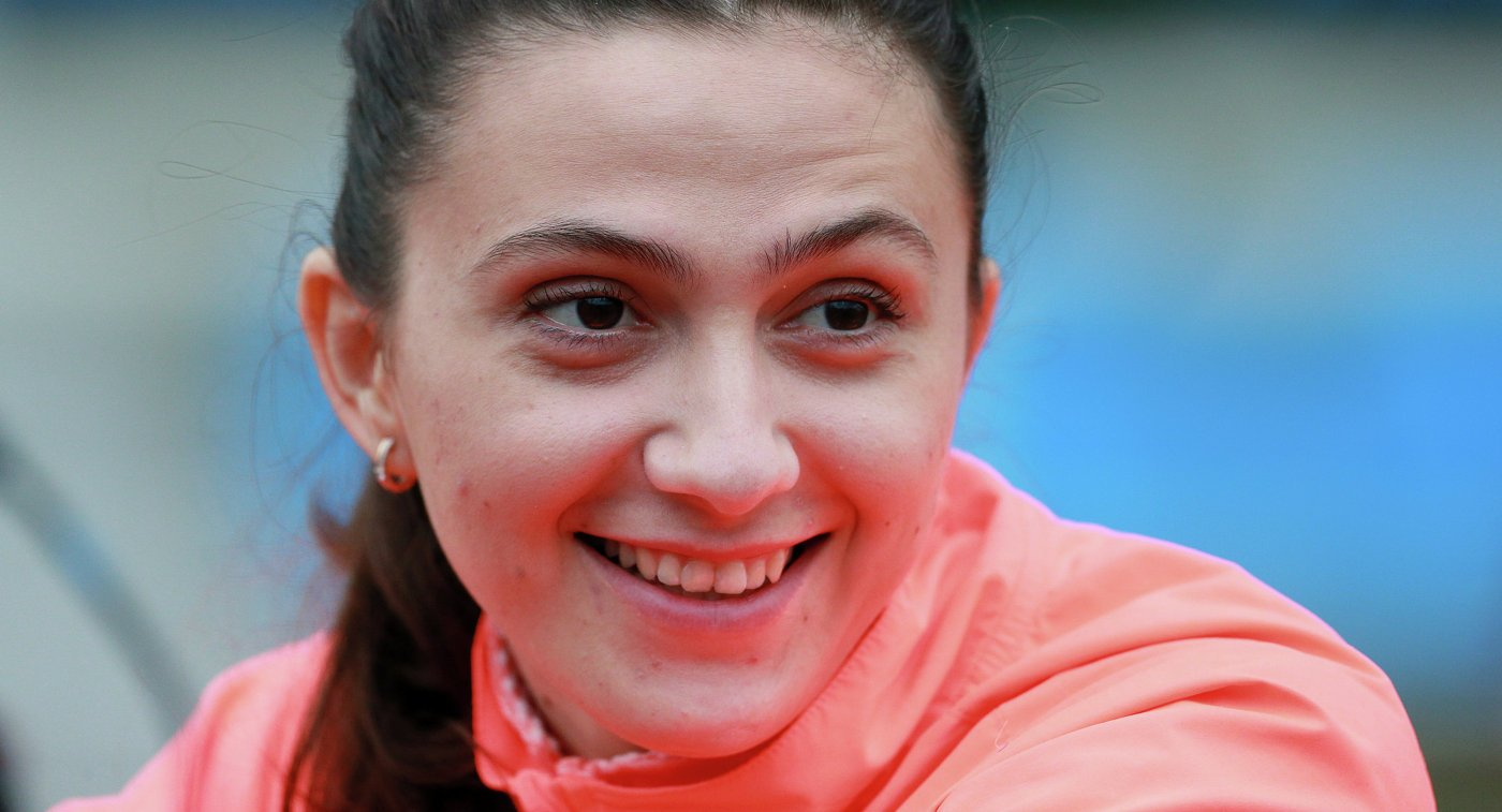 Мария Ласицкене победила на чемпионате Московской области