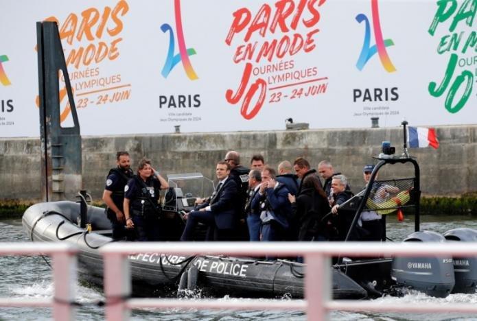 Большинство французов поддерживают проведение Олимпиады в Париже