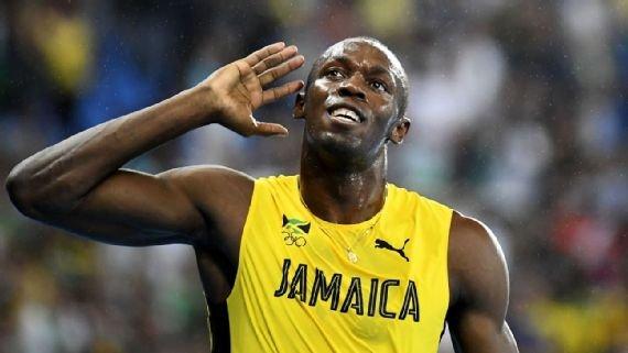 Усэйн Болт: «Будет очень интересно посмотреть, кто станет следующим олимпийским чемпионом на дистанциях 100 и 200 м»