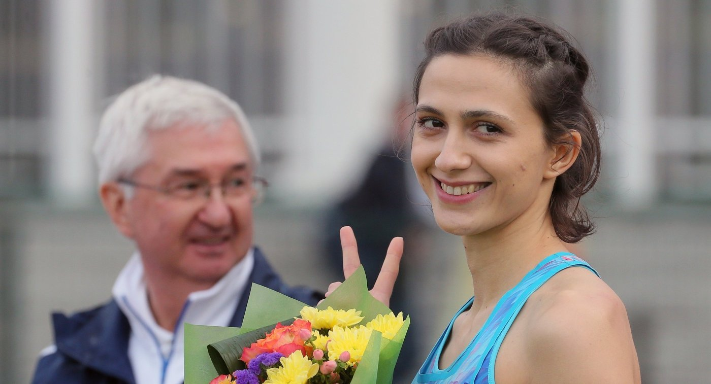 EAA номинировала Марию Ласицкене на звание лучшей легкоатлетки июня