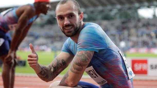 Рамиль Гулиев – второй белокожий спринтер, разменявший 10 сек на 100м! +Видео