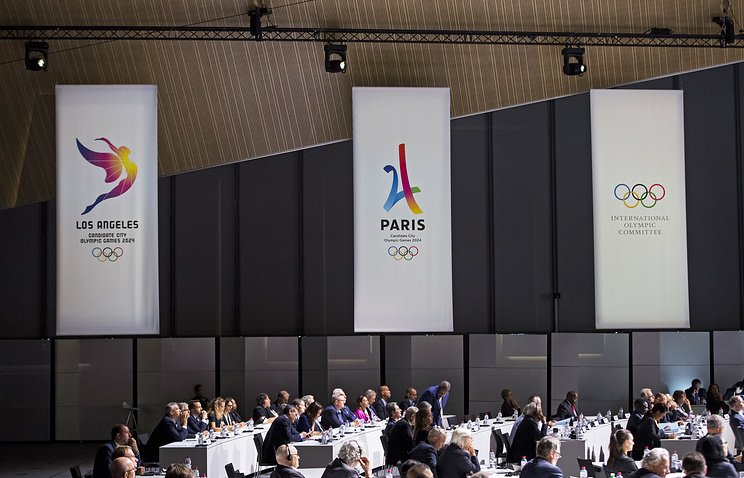 Столицы Олимпийских игр 2024 и 2028 годов будут выбраны одновременно