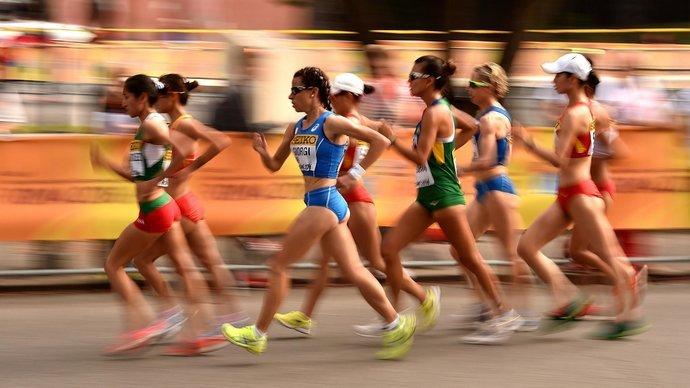 Женская ходьба на 50 км включена в программу чемпионата мира-2017 в Лондоне