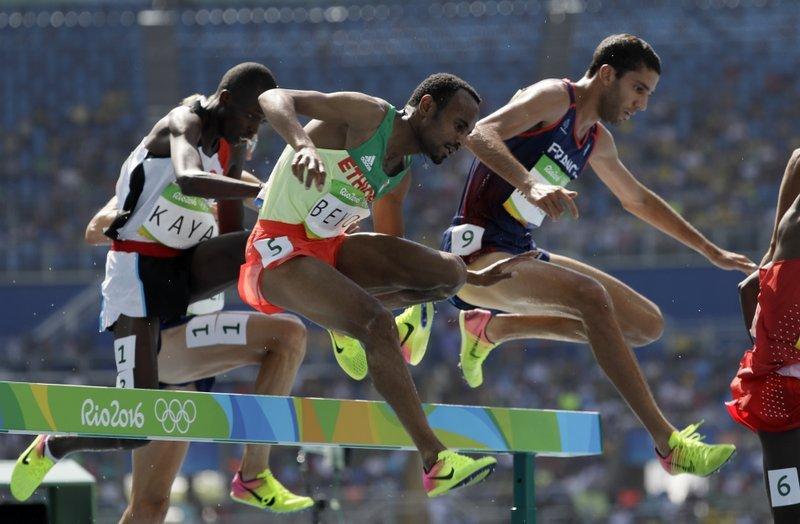 Эфиопский бегун дисквалифицирован на два года за то, что побил своего тренера из-за непопадания на ЧМ-2017