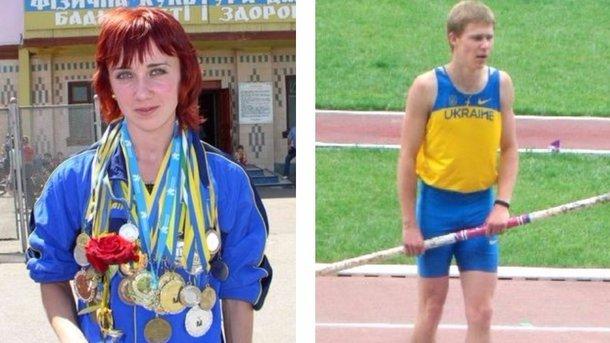 Украинцы Анжелика Шевченко и Георгий Быков хотят выступать за Россию